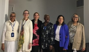 CSW60 Event with Int'l Day of Yoga Committee and SMVA Trust-scaled