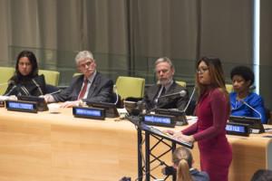 Monica Singh (UN Photo, Ryan Brown)