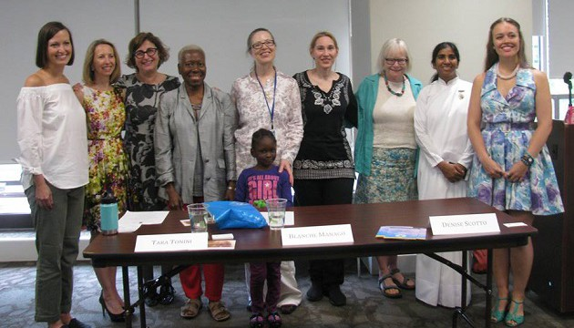 International Day of Yoga Committee at the UN (of which the Brahma Kumaris are vice-chair) held an event with the NGO Committee on the Status of Women (NY)