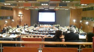 Culture of Peace, Trusteeship Council Chamber