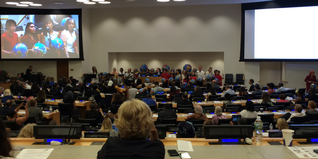 Mental Health and Wellness at the Heart of the Sustainable Development Goals