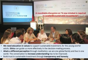 Sustainable Innovation Forum