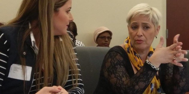 Israeli Women's Leadership Forum and the Values Caucus at the UN