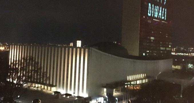 Diwali at the UN