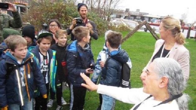 Report Sister Jayanti on a 'Green Visit' in Copenhagen