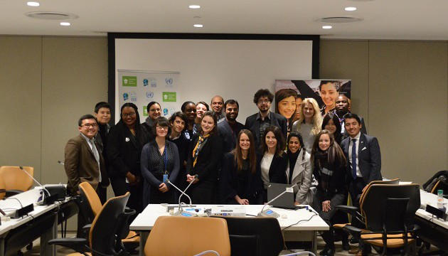 ECOSOC Youth Forum 2017 Side event on Role of Technology in Implementing the SDGs