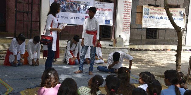 Observing UN International Days by Radio Madhuban in India