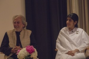 Dr. Bruce Lipton and BK Shivani in conversation