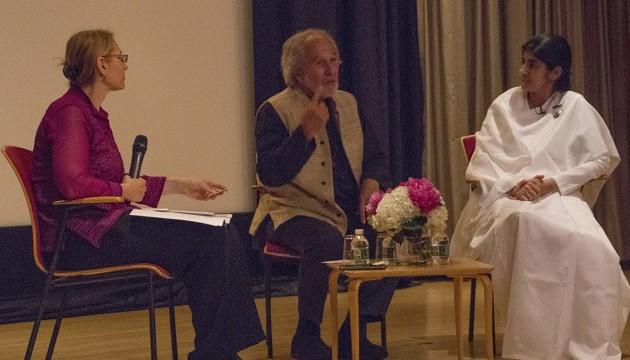 Dr. Bruce Lipton and BK Shivani