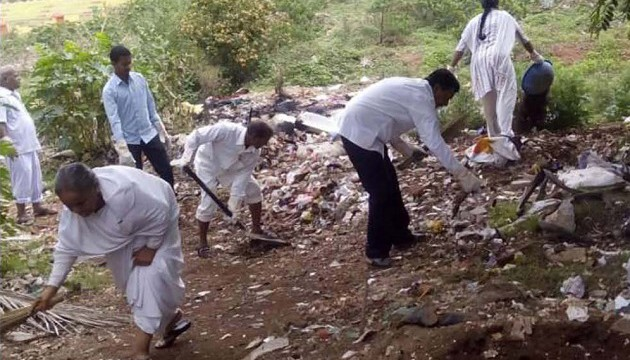 World Environment Day clean up in Rourkela, India