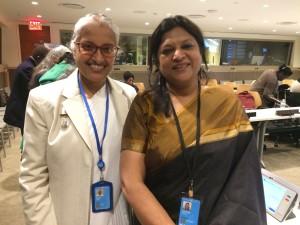 BK Sabita and Archana Kapoor of Radio MEWAT, Haryana.