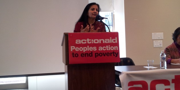 The Future She Wants-ActionAid