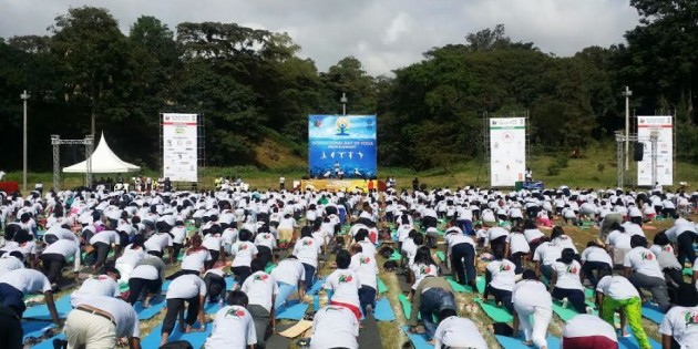 International Day of Yoga Reports